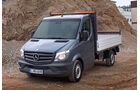 Mercedes Sprinter Facelift 2013