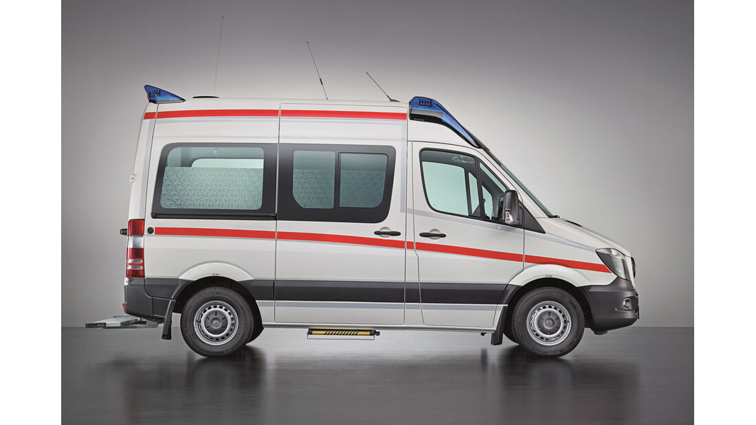 Mercedes Sprinter Krankenwagen