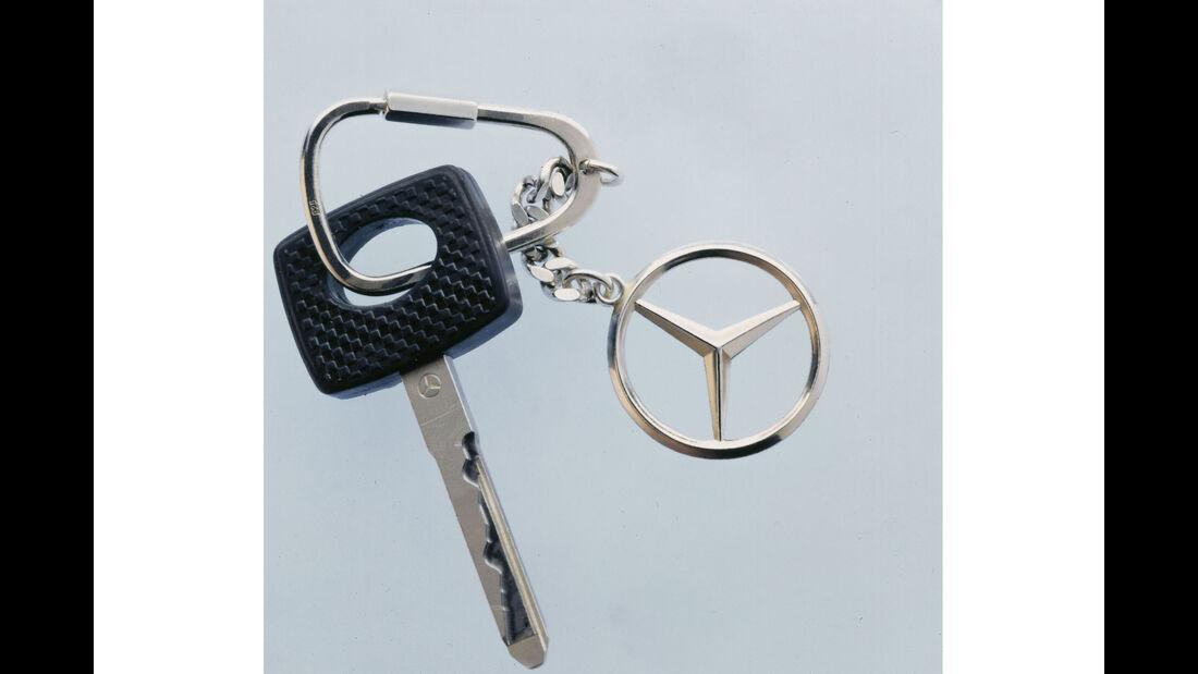 Mercedes Sprinter, Schlüssel