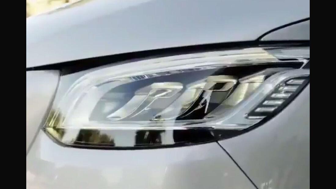 Mercedes Sprinter Teaser