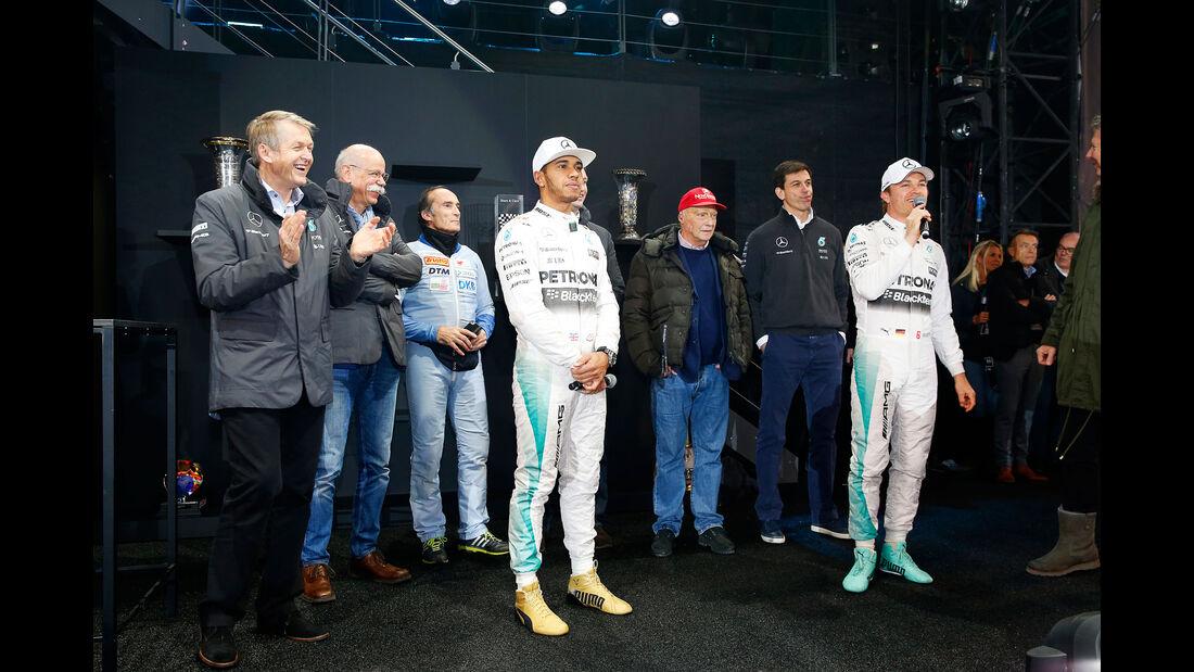Mercedes - Stars & Cars - Stuttgart