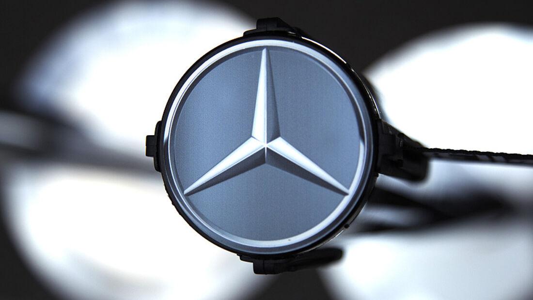 Mercedes Stern Logo