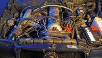 Mercedes Strich 8, Motor