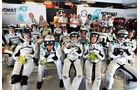 Mercedes-Team, Boxenstoppcrew