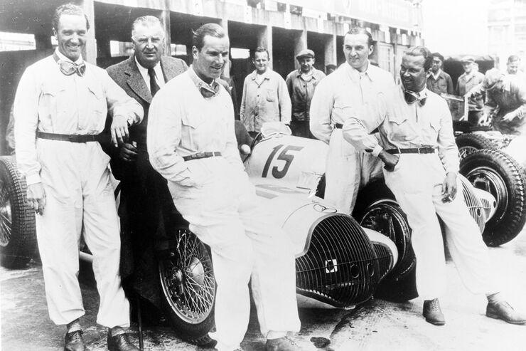 Mercedes-Team Grand-Prix 1938