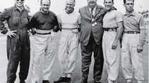 Mercedes-Team, Monza, Fangio