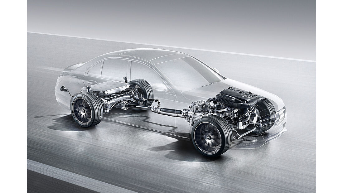 Mercedes, Technik