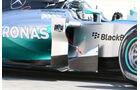 Mercedes - Technik - Bahrain Test 2 - 2014