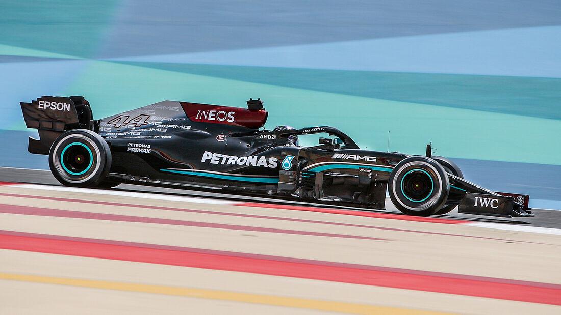 Mercedes - Technik-Details - Formel 1 - 2021