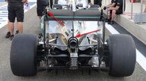 Mercedes - Technik - GP China / GP Bahrain - Formel 1 - 2015