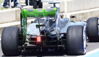 Mercedes - Technik - GP England 2014