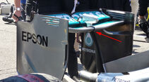 Mercedes - Technik - GP Italien 2015