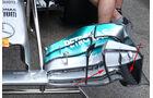 Mercedes - Technik - GP Spanien 2014
