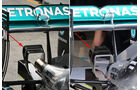 Mercedes - Technik - GP Spanien 2016