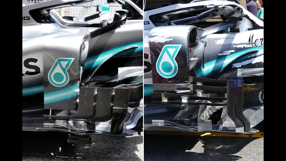 Mercedes - Technik - Juli/August 2019
