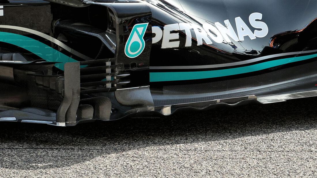 Mercedes - Test - Formel 1 - Bahrain - 12. März 2021