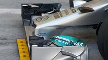 Mercedes - Tests - 2014