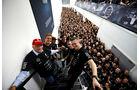 Mercedes - Titel-Party 2016 - Brixworth & Brackley