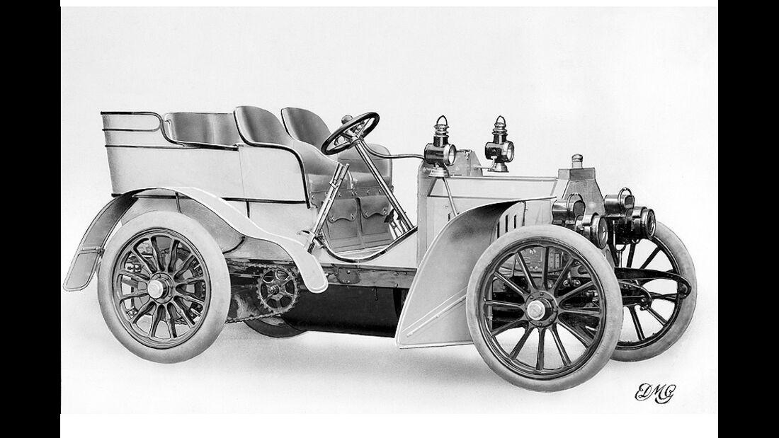 Mercedes Tonneau Bj.1902