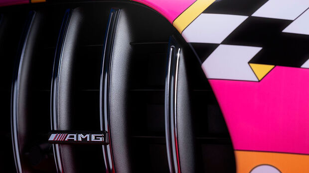Mercedes Ugly Sweater G-Klasse AMG GT