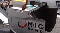 Mercedes - Updates GP Italien 2013