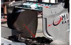 Mercedes - Updates GP Italien 2013