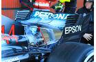 Mercedes - Upgrades - Formel 1 - Test - Barcelona - 2018