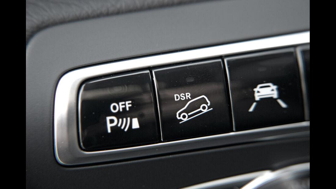 Mercedes V 250 Bluetec 4Matic lang, Bedienelemente