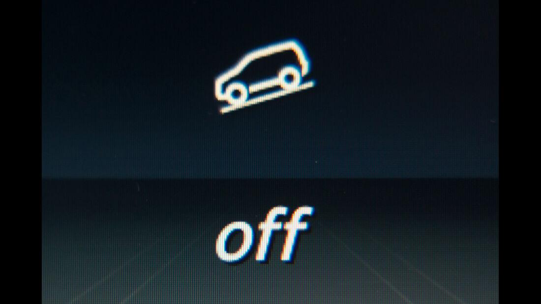 Mercedes V 250 Bluetec 4Matic lang, Bergabfahrhilfe