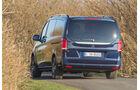 Mercedes V 250 Bluetec, Heckansicht
