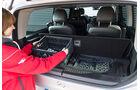 Mercedes V 250 d 4Matic lang, Kofferraum