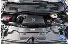 Mercedes V 250 d 4Matic lang, Motor