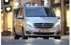 Mercedes V 250 d Lang, Frontansicht