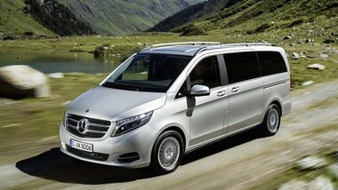Mercedes V-Klasse 4Matic