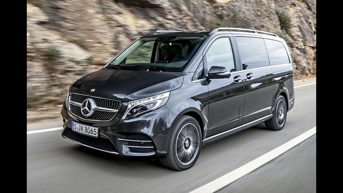 Mercedes V-Klasse, Best Cars 2020, Kategorie L Vans