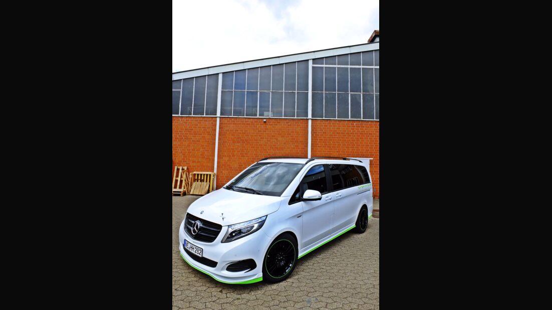 Mercedes V-Klasse Vansports by Hartman Tuning