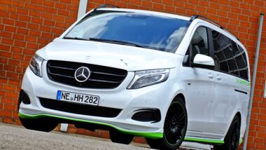 Mercedes V-Klasse Vansports by Hartman Tuning