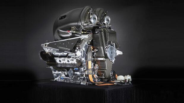 Mercedes V6 F1-Motor - 2017