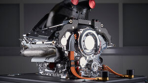 Mercedes V6 Formel 1-Motor 2014