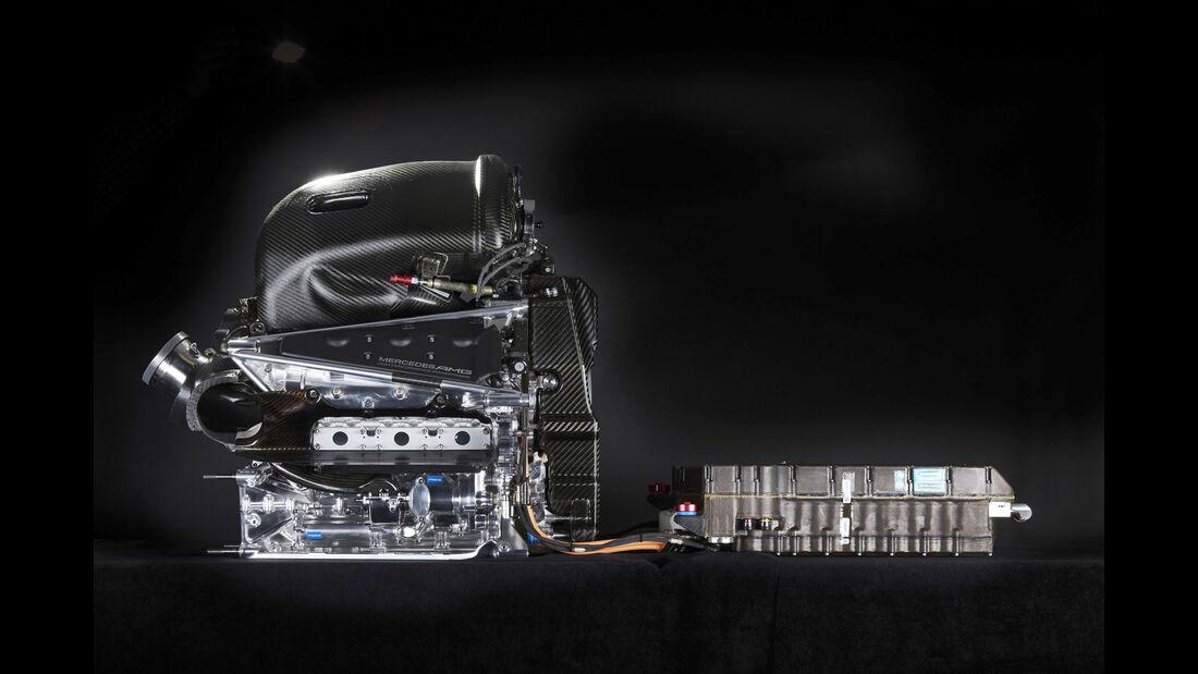 Mercedes V6 Hybrid - Formel 1 - 2016