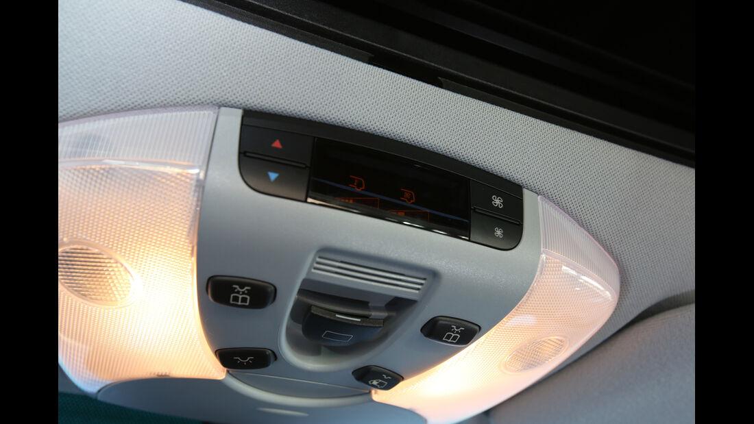 Mercedes Viano 2.0 CDI, Himmel, Beleuchtung
