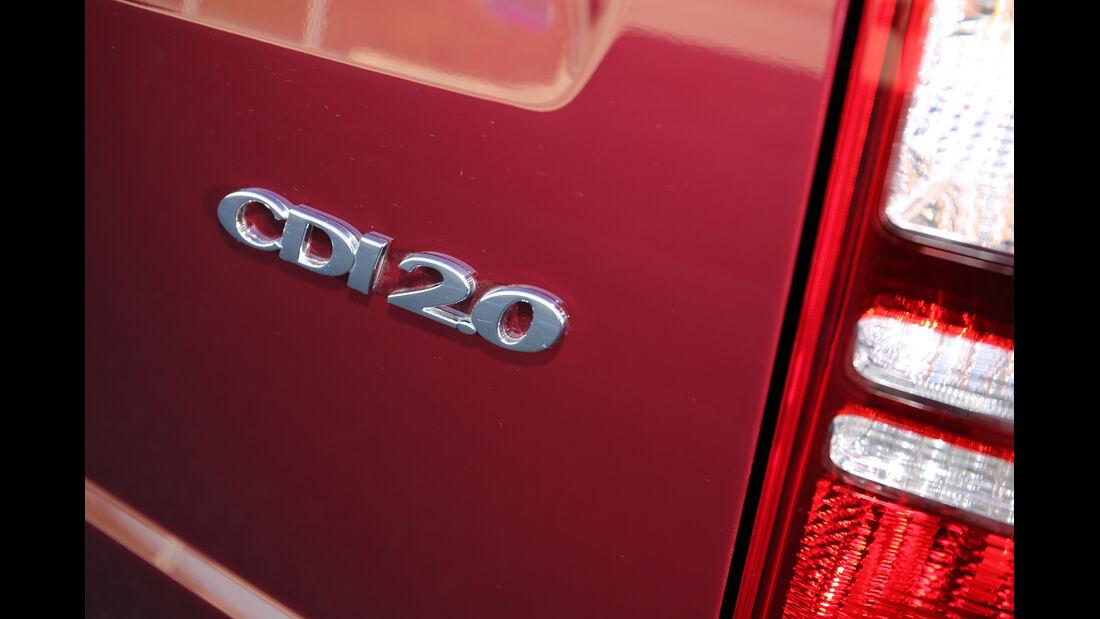 Mercedes Viano 2.0 CDI, Typenbezeichnung