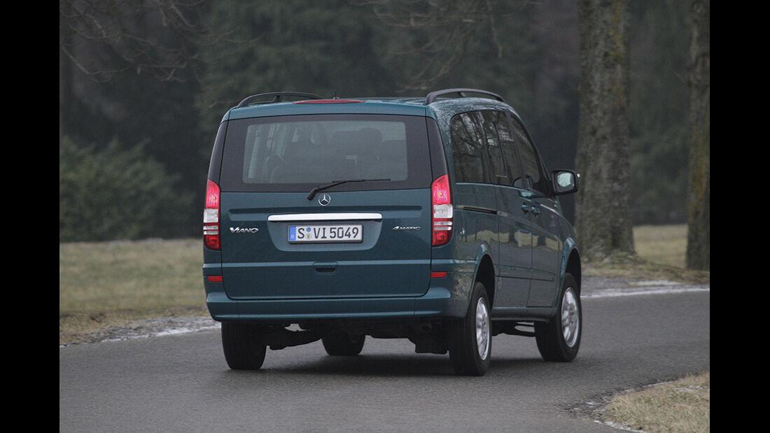 Mercedes Viano 2.2 CDI 4matic,