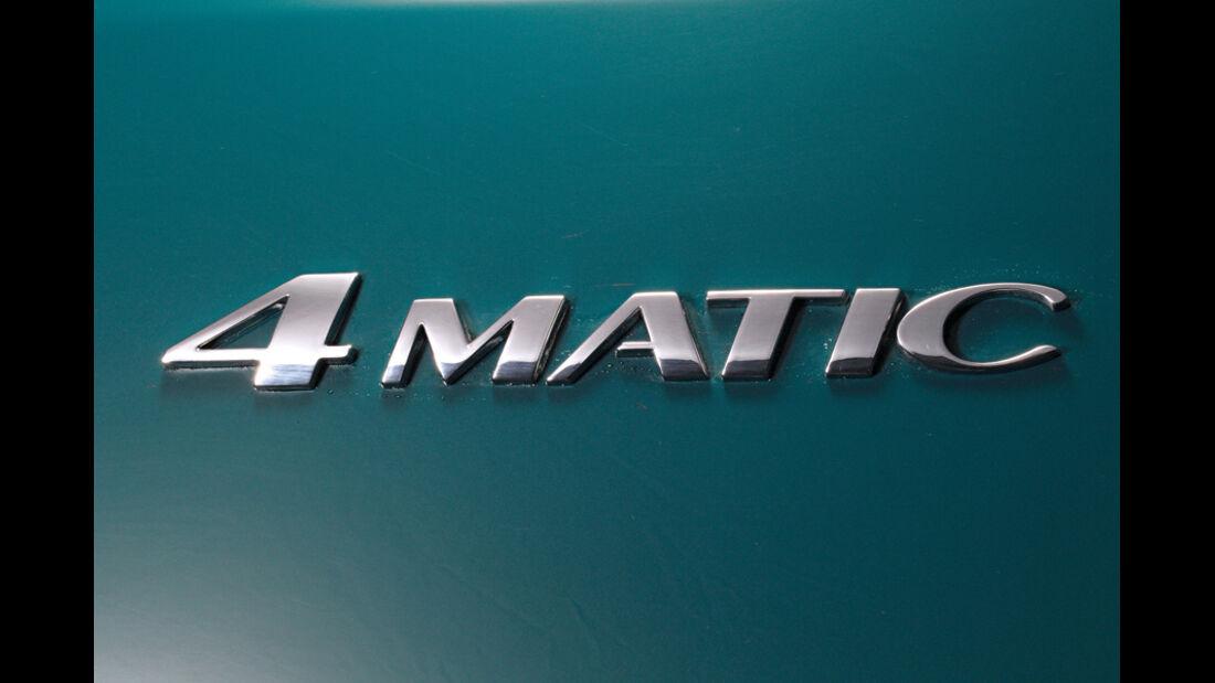 Mercedes Viano 2.2 CDI 4matic, Typenbezeichnung