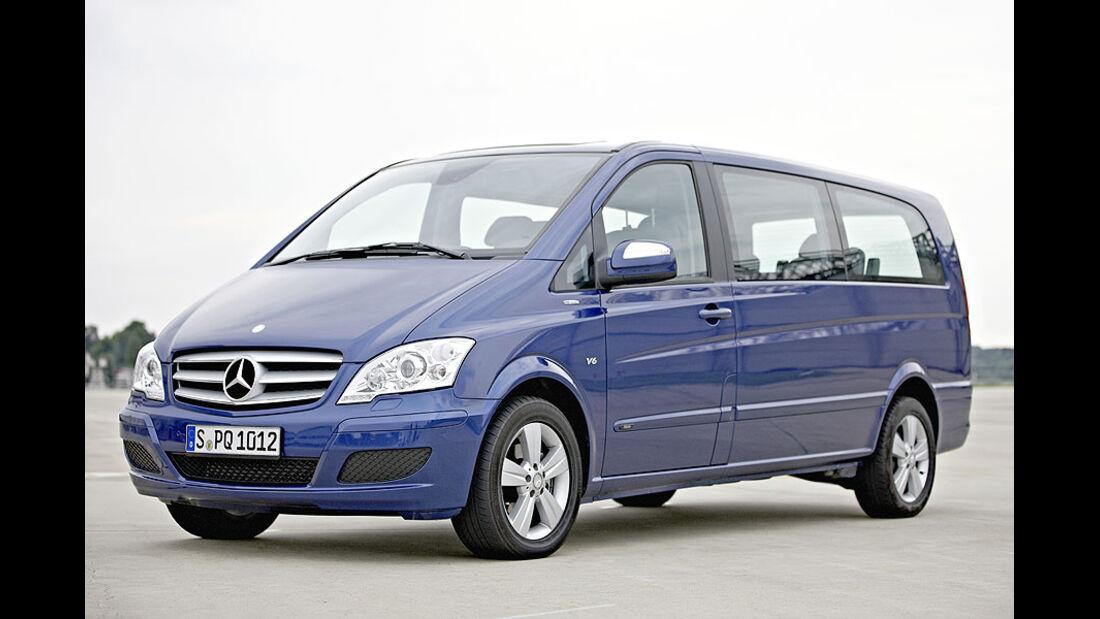 Mercedes Viano 3.0 CDI