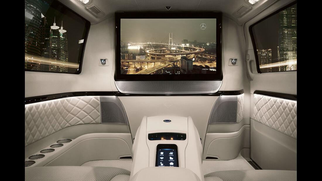 Mercedes Viano Vision Diamond