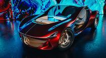 Mercedes Vision Duet
