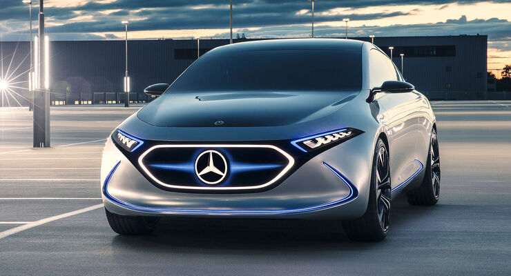 Mercedes Modelle Bis 2023 S E Und C Klasse Sl Co Auto Motor Und Sport