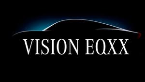 Mercedes Vision EQXX 2020