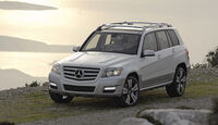 Mercedes Vision GLK Detroit 2008